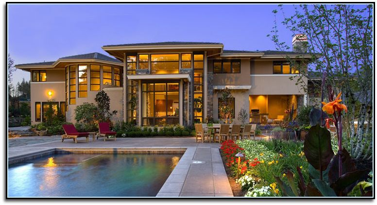 Luxury home design home designs project for Modern home design usa