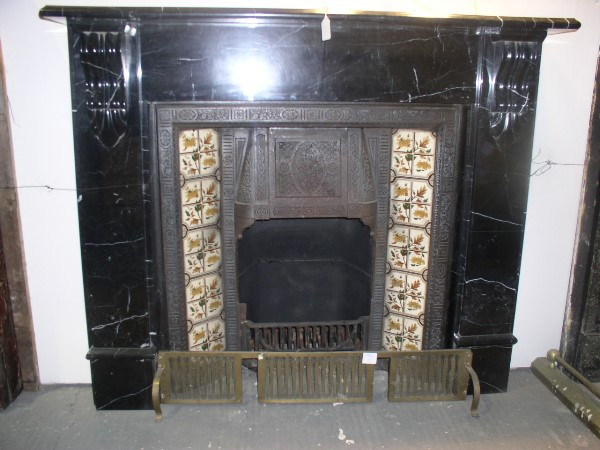 marble fireplace surrounds photos