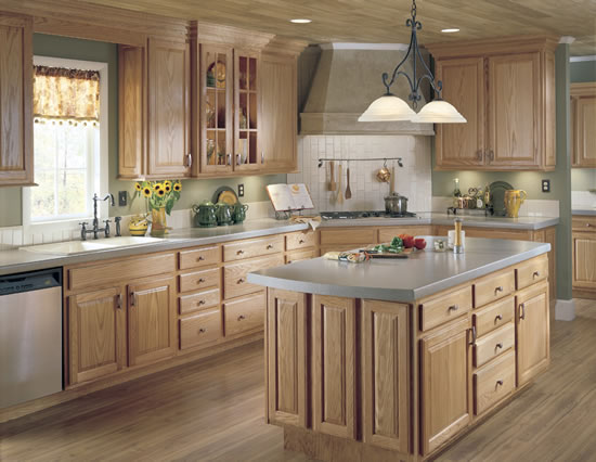 Country kitchen ideas pictures home designs project for Modern country kitchen design ideas