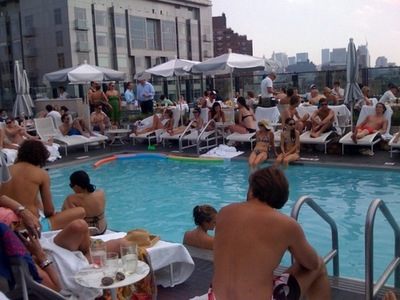 Rooftop Swimming Pool Design Ideas Home Designs Project