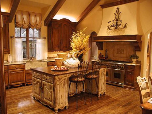 rustic country kitchen ideas photos