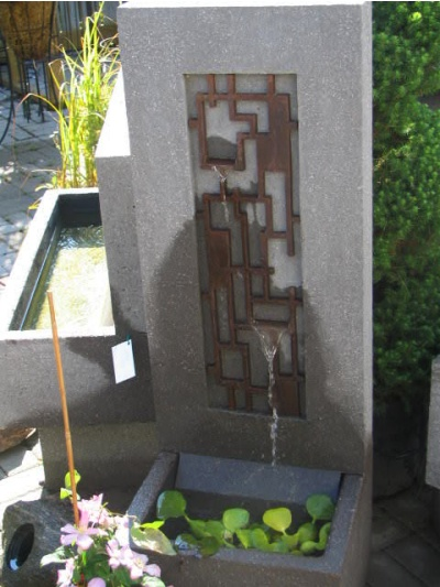 wall fountain design ideas