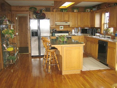 Kitchen cooking islands pictures