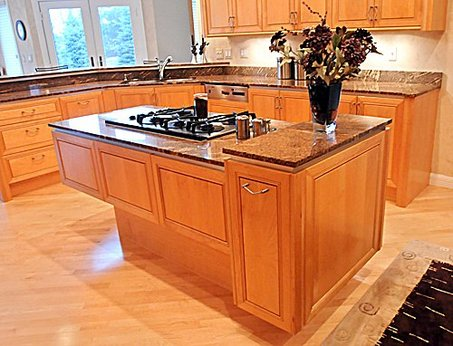 Kitchen Cooking Islands