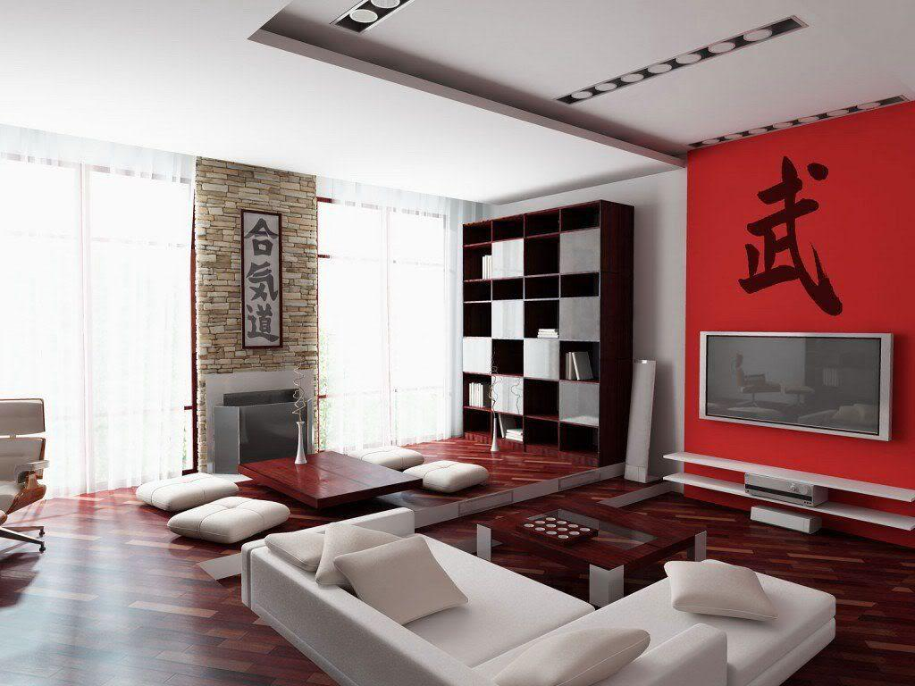 Asian paints colour shades for interiors home designs for Living room japanese