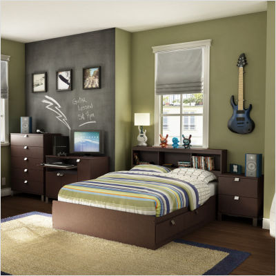 Bedroom furniture sets full size home designs project for Complete bedroom furniture sets