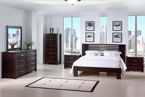 contemporary bedroom furnitures