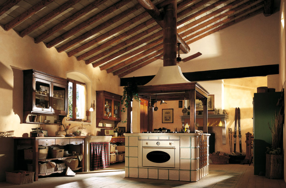 Country kitchen designs home country kitchen designs for Perfect country kitchen