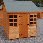 how to build a small storage shed