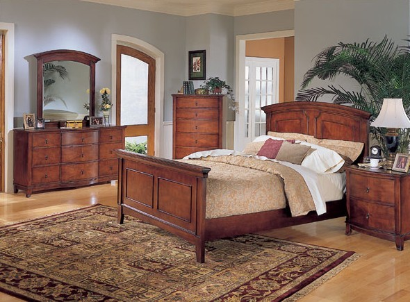 mirrored bedroom furniture cheap