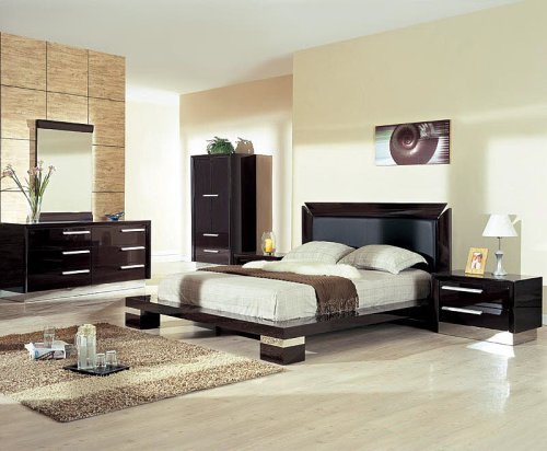 mirrored bedroom furniture collection