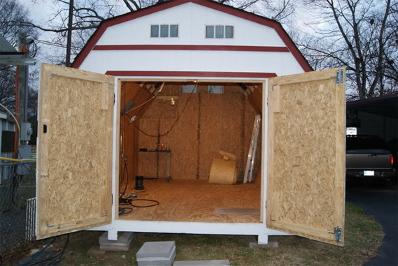 Small Storage Sheds Home Depot Designs Project