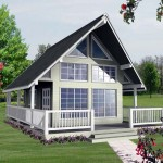 vacation house plans with loft
