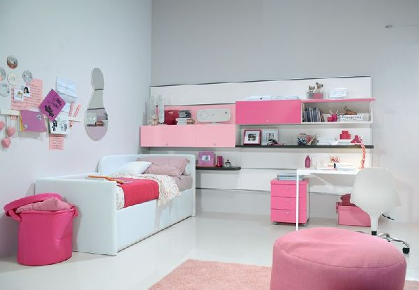 White bedroom furniture set white bedroom furniture for girls home designs project for Girls bedroom furniture white