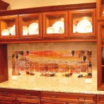 Backsplash modern tuscan designs ideas