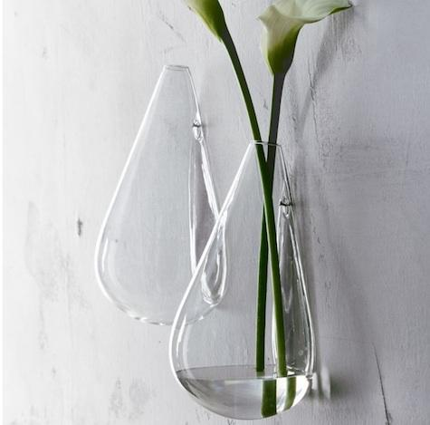 Large Glass Wall Vases | Beso.com