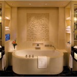 art deco bathroom suite