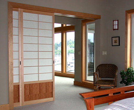 diy japanese sliding doors