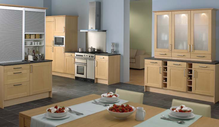 kitchen design homebase