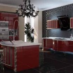 modern kitchen designs 2012