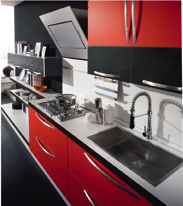 red kitchen cabinets dark red kitchen cabinets ikea red kitchen