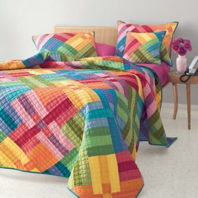 bedding rainbow