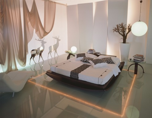 bedroom lighting design pictures