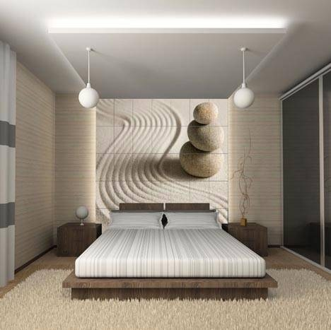 bedroom tile decorating ideas