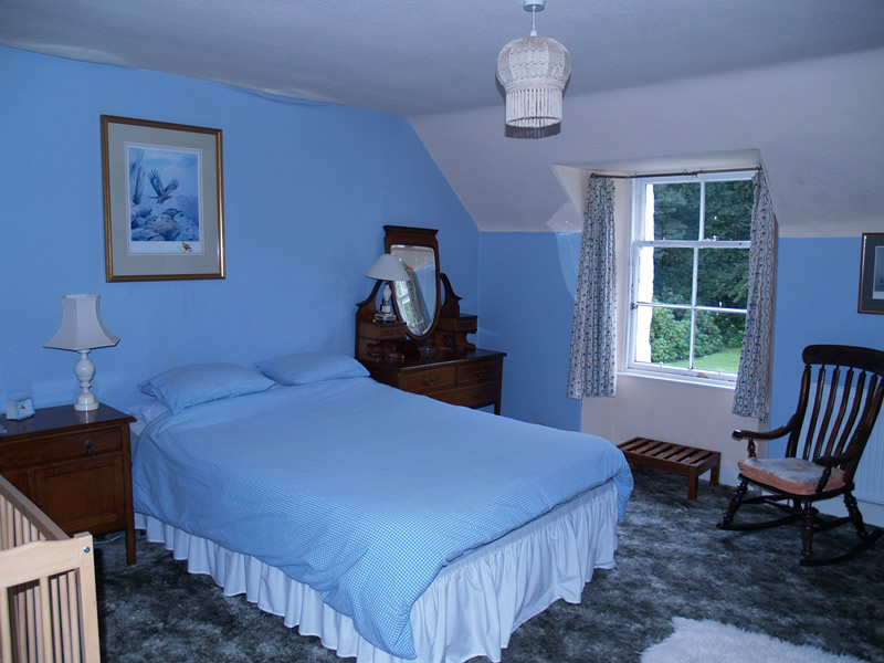 blue bedroom colors