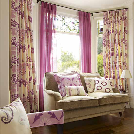 curtain decorating ideas