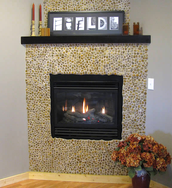 Fireplace Tile Design Ideas 1000 ideas about tile around fireplace on pinterest painting tiles bathroom tubs and fireplaces Tile Fireplace Design Ideas Brown Marble Granite Countertops Fireplace