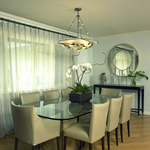 flower dining table ideas