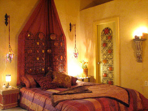 indian ethnic interior design