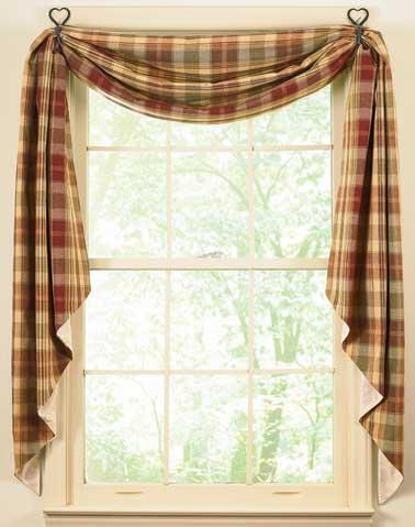 kitchen curtain designs 2012