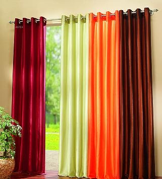 Perfect Latest Curtain Designs 2012