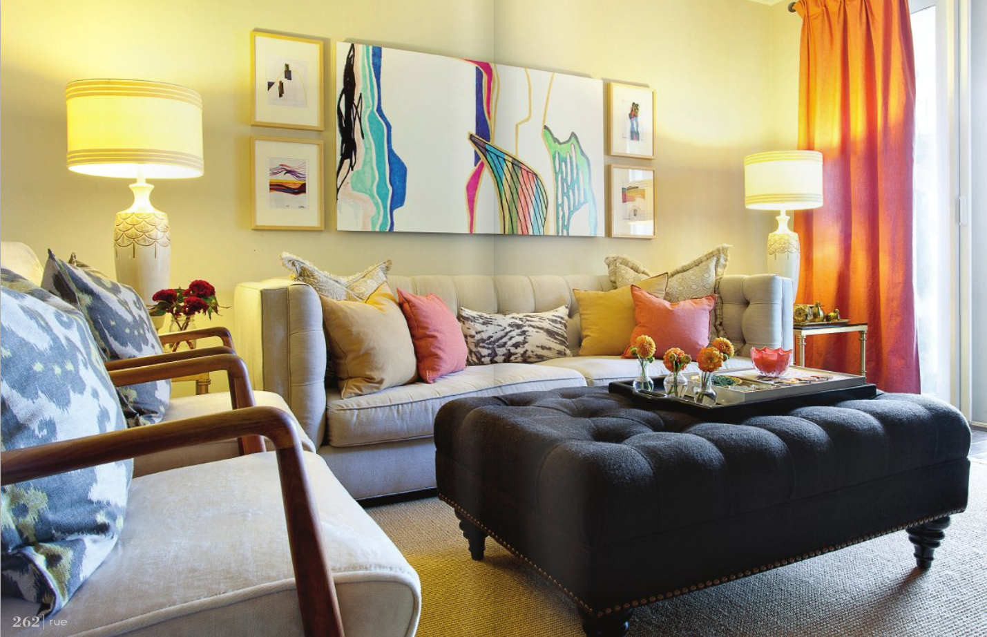 Artwork for living room ideas | Home Designs Project