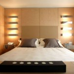 modern bedroom lighting designs