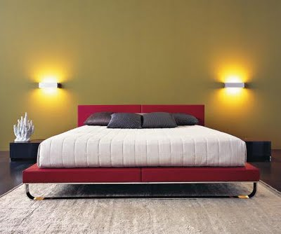 Contemporary Bedroom Ideas on Modern Bedroom Lighting   Modern Bedroom Lighting Ideas   Home Designs