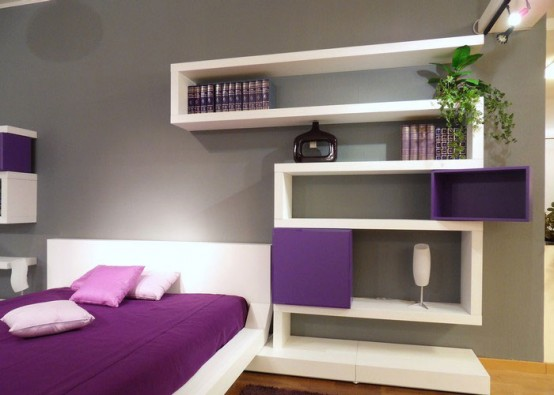 modern shelves design ideas
