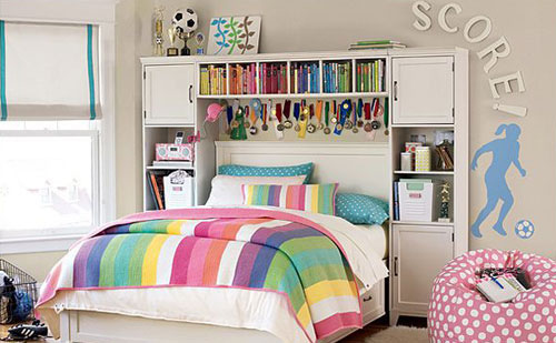 rainbow bedding uk
