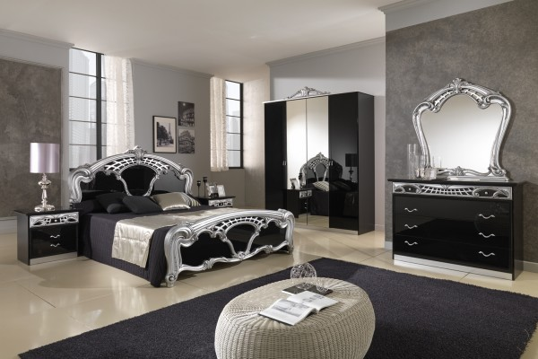 Silver bedroom ideas | Home Designs Project
