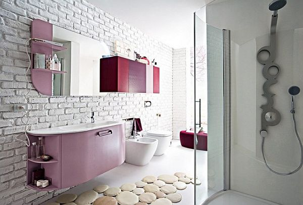 contemporary bathroom designs photos
