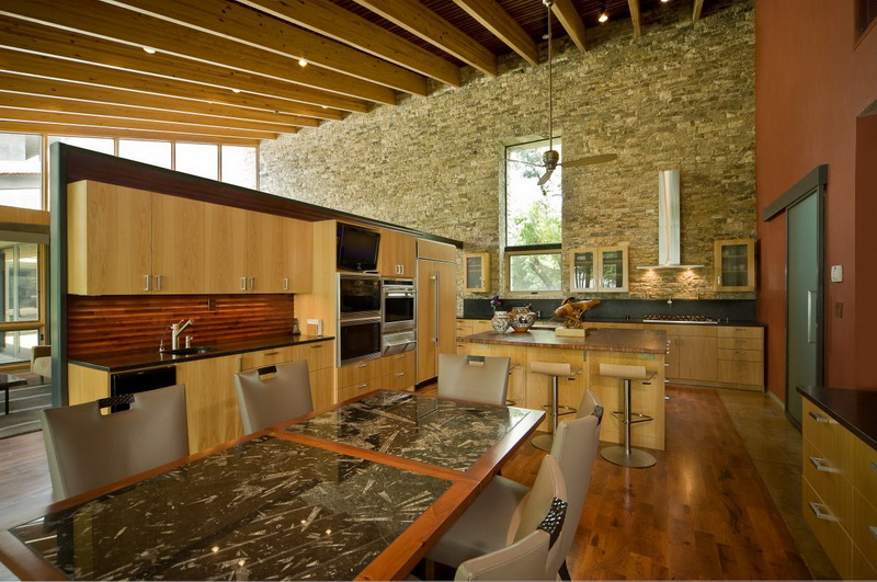 Natural Modern Kitchen Ideas Home Designs Project