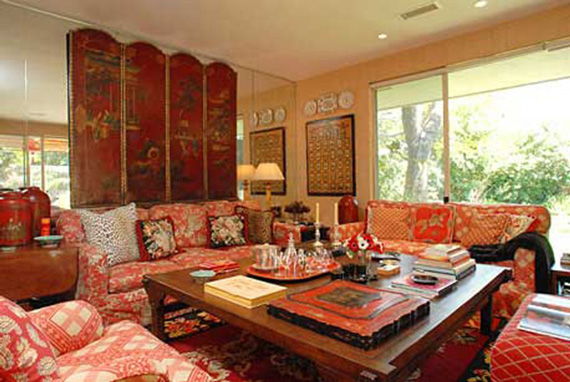 Modern oriental interior design home designs project for Home interior decorating catalogs