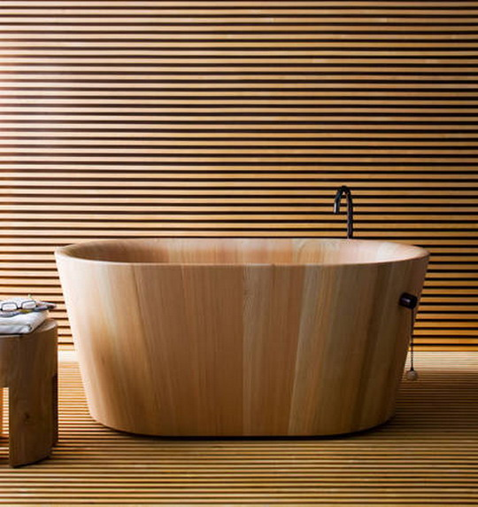 small bathtub designs