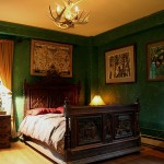 victorian gothic bedroom design