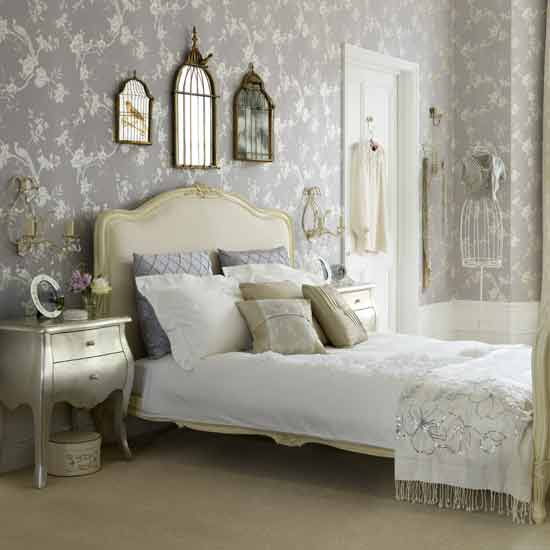 vintage bedroom ideas 2012