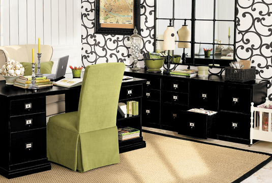 Home office design ideas home designs project - Home office design layout ...