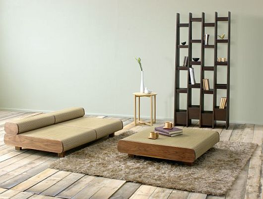Minimalist sofa design home designs project for Minimalist furniture design