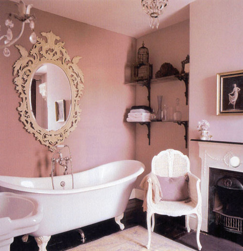 Vintage bathroom ideas home designs project for Retro bathroom designs